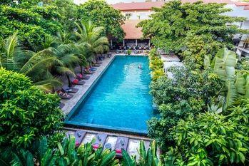 Plantation Urban Resort and Spa